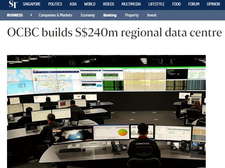 ST OCBC $240M